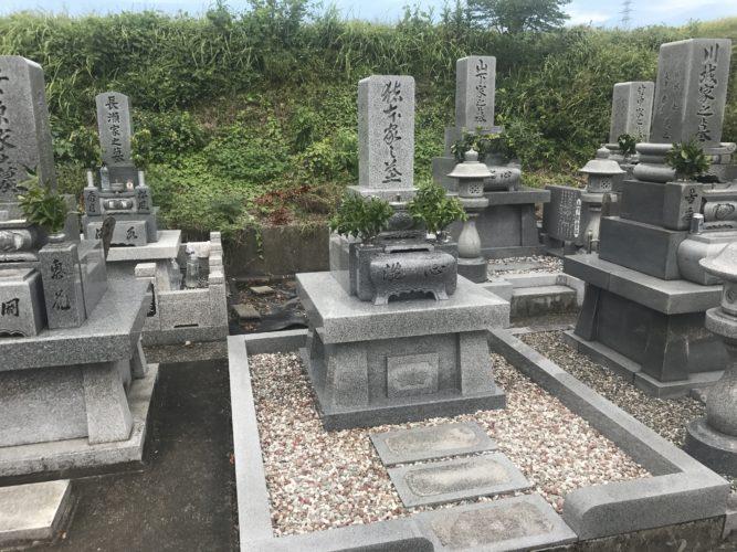 阿波市営 丸山墓地 イメージ8
