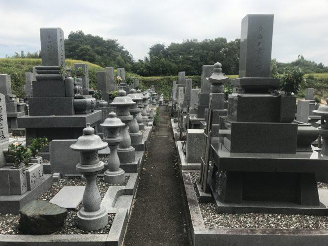 阿波市営 丸山墓地 イメージ7