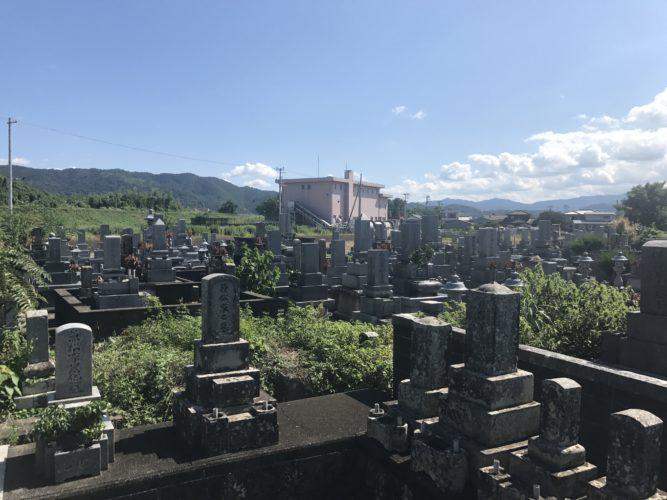 徳島市営 不動中須墓地 イメージ5