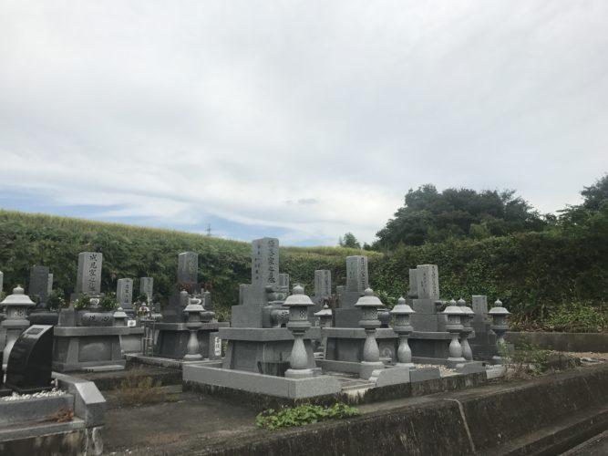 阿波市営 丸山墓地 イメージ3