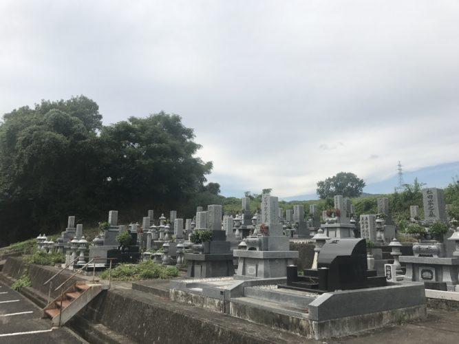 阿波市営 丸山墓地 イメージ1