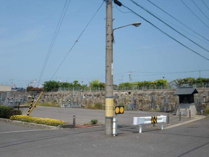 条六墓地 イメージ1