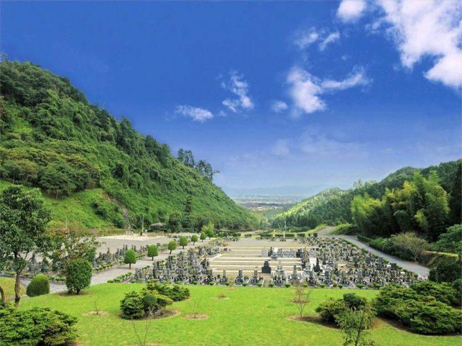 久留米中央霊園 イメージ1