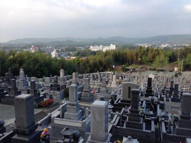 陽光台公園墓地 イメージ1