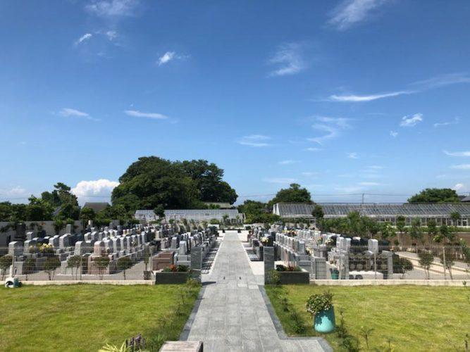 メモリーガーデン久喜清久霊園 イメージ1