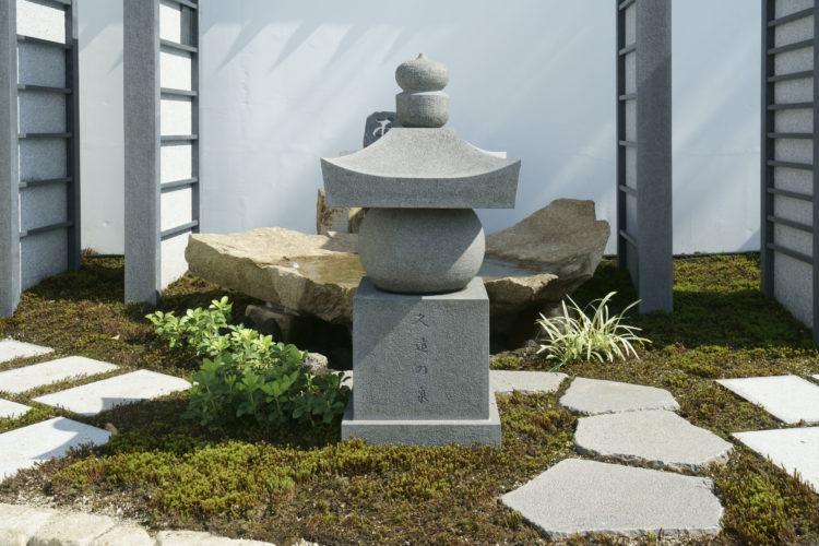 東山霊薗 庭園墓 花楽苑 合祀墓(久遠の泉) イメージ1