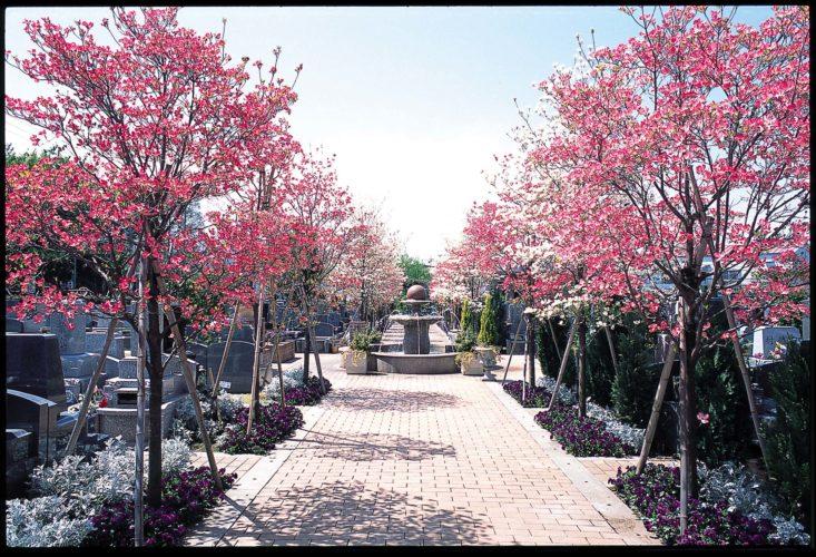 小平メモリアルガーデン ガーデニング型樹木葬「フラワージュ」 イメージ2