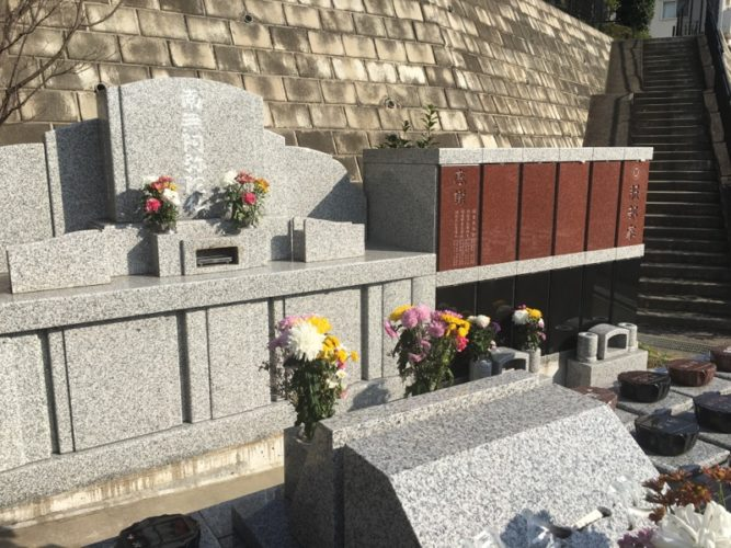 横浜日野墓苑 桜の里 永代供養墓 イメージ4