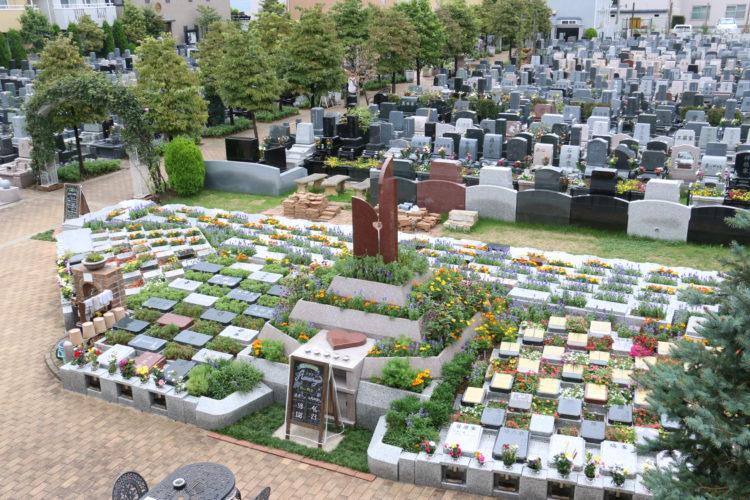 小平メモリアルガーデン ガーデニング型樹木葬「フラワージュ」 イメージ4