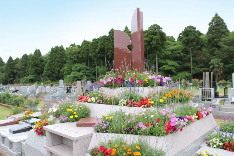 千葉中央霊園 ガーデニング型樹木葬「フラワージュ」 イメージ1