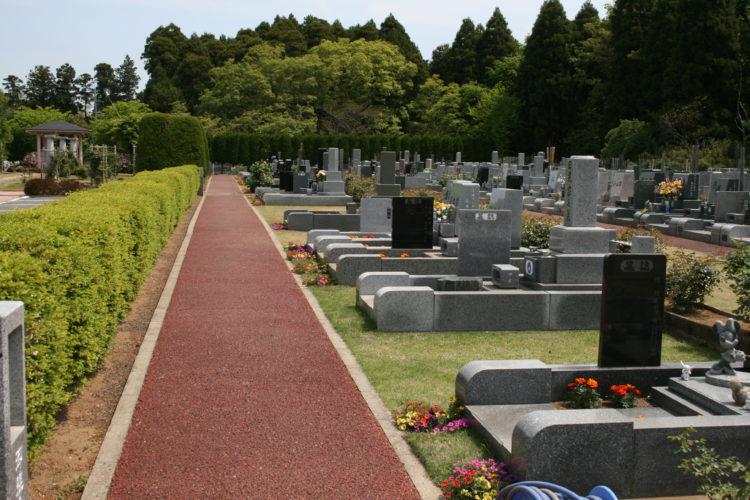 千葉中央霊園 ガーデニング型樹木葬「フラワージュ」 イメージ2