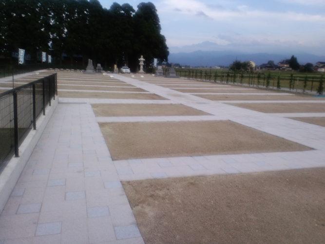 富山墓苑 イメージ2