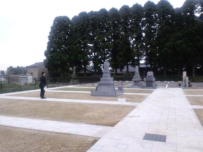 富山墓苑 イメージ1