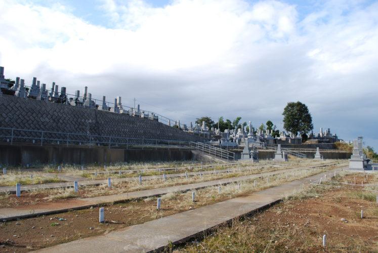 吉祥寺 新東墓地 イメージ1