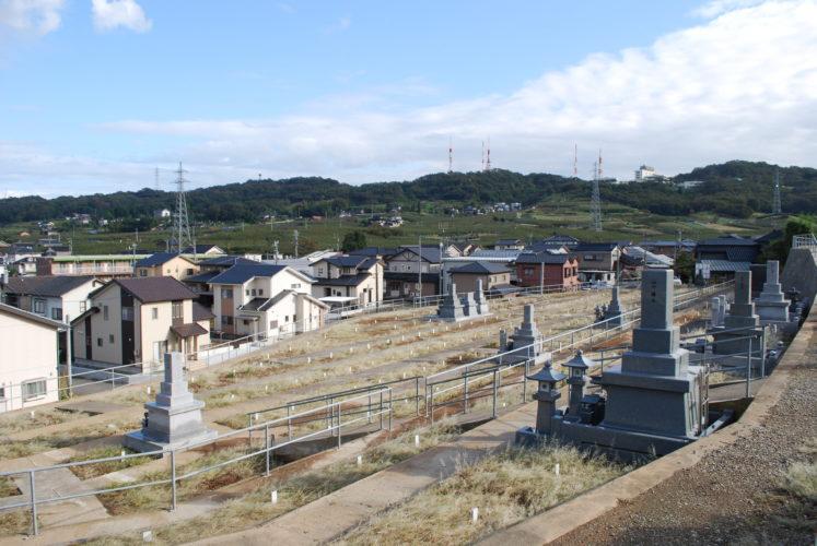 吉祥寺 新東墓地 イメージ2