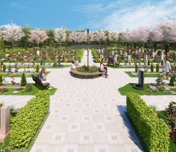 やすらぎの花の里 所沢西武霊園 イメージ2