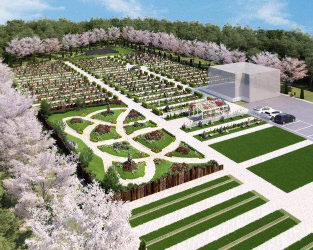 やすらぎの花の里 所沢西武霊園 イメージ1