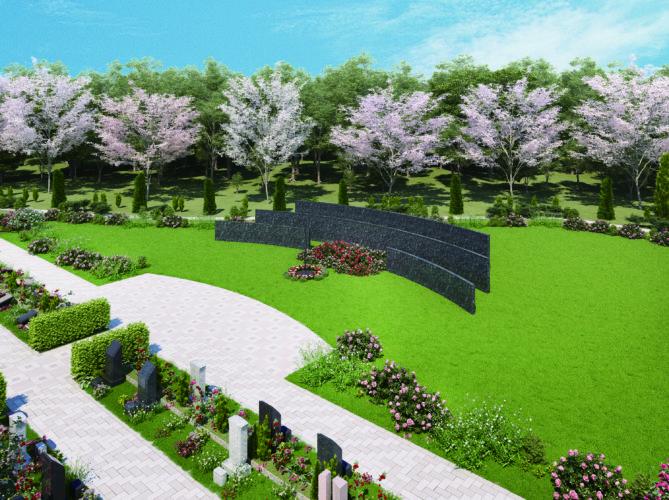 やすらぎの花の里 所沢西武霊園 イメージ5