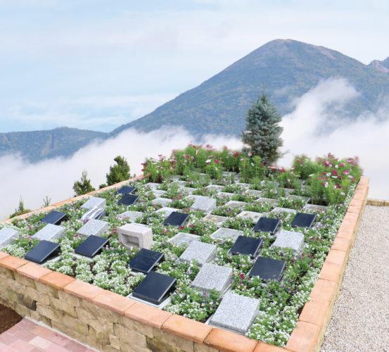 八ヶ岳 岩窪墓苑 ガーデニング型樹木葬「フラワージュ」 イメージ3