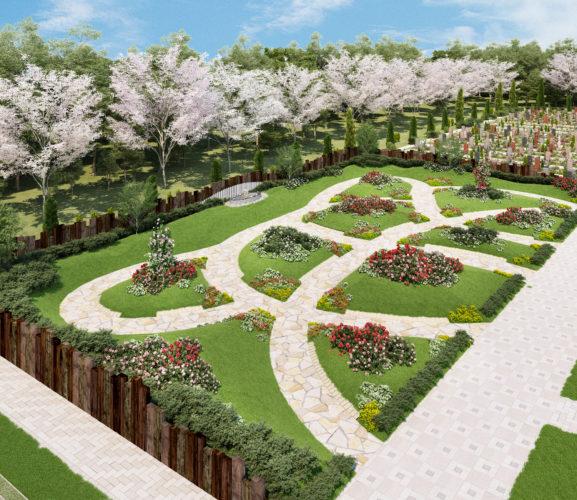 やすらぎの花の里 所沢西武霊園 イメージ4