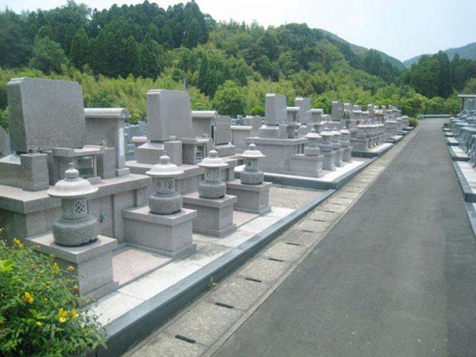 やすらぎ霊園 竹中墓地 イメージ2