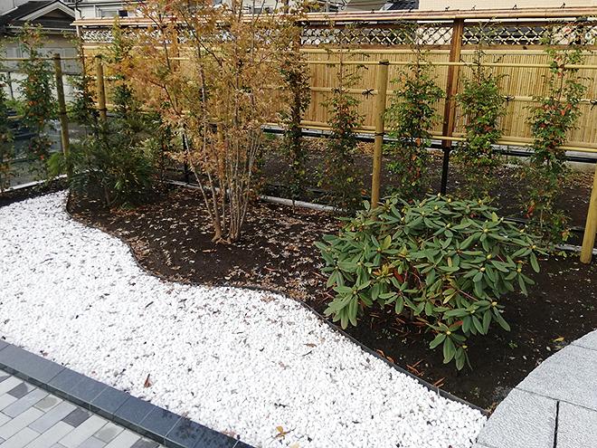 樹木葬「雪」