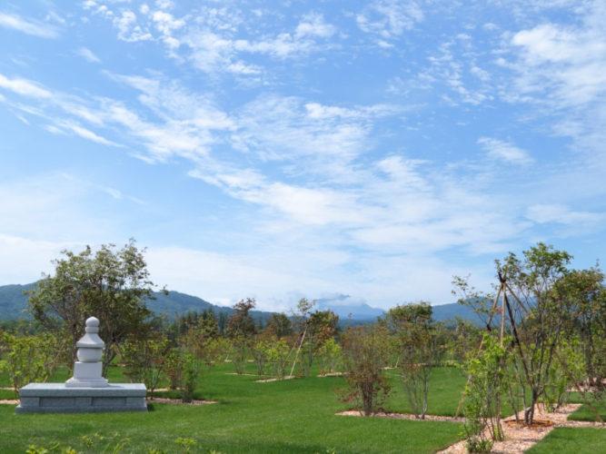 真駒内滝野霊園 イメージ3