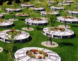 真駒内滝野霊園 樹木葬「さくらガーデン」