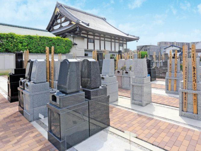 随泉寺墓苑 イメージ2