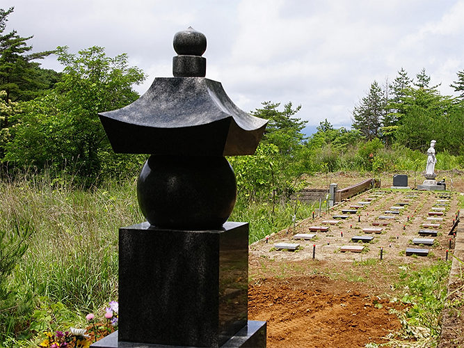 花見山 奥の院 樹木葬の杜 イメージ5