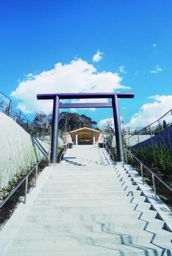 鶴岡八幡宮墓苑 イメージ4