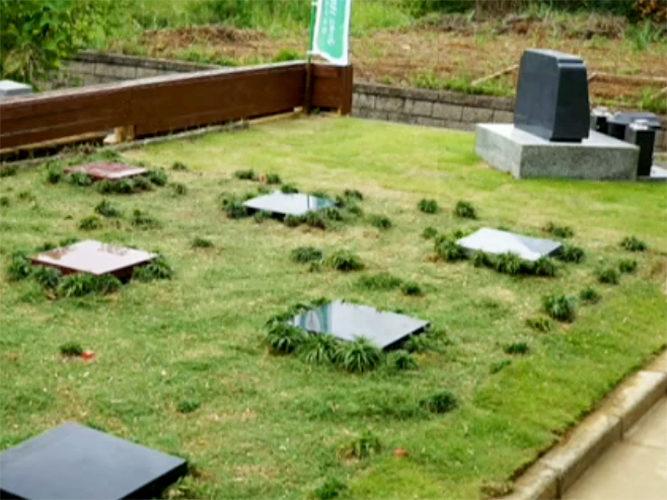 花見山 奥の院 樹木葬の杜 イメージ7