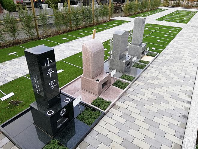 永代供養墓「月」の墓石