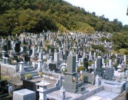 霊山寺墓地