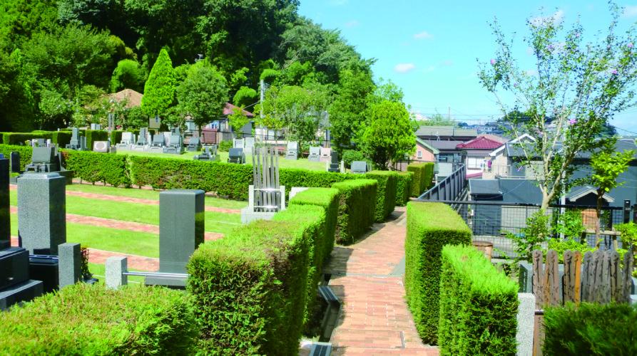 静林の丘 鶴ヶ峰霊園 イメージ4