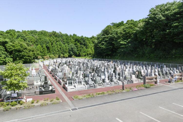 県央綾瀬霊園 イメージ1