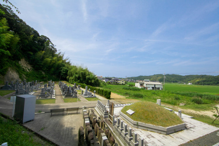長泉寺墓地 イメージ1