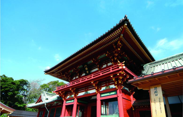 鶴岡八幡宮墓苑 イメージ1