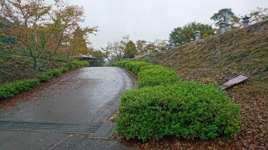 益田市営 笹倉墓地公園 イメージ6