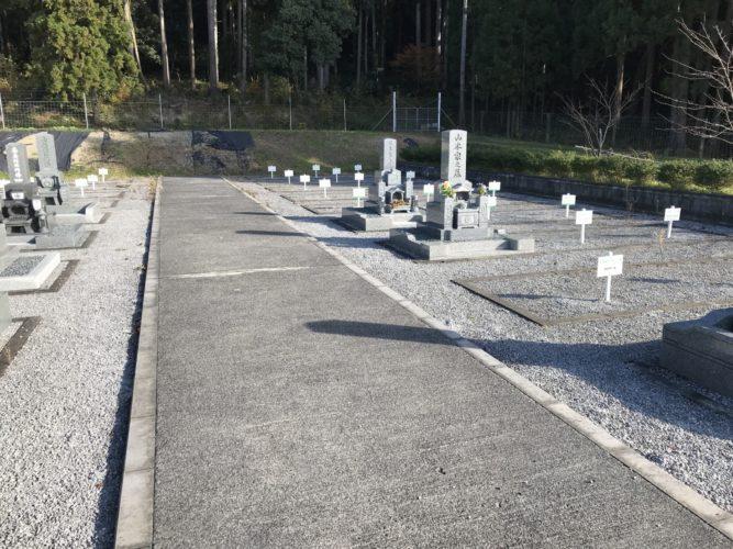 長浜市営 高月きたひら公園墓地 イメージ2