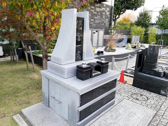 調布霊園の合祀墓