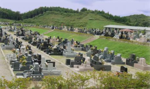 仙台市営 いずみ墓園 イメージ2