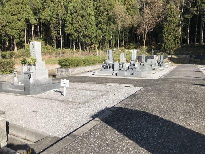 長浜市営 高月きたひら公園墓地 イメージ3