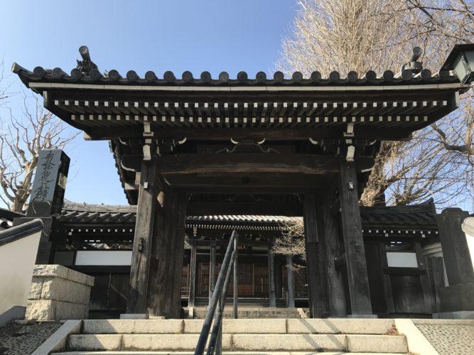 大圓寺(根岸共同墓地) イメージ2