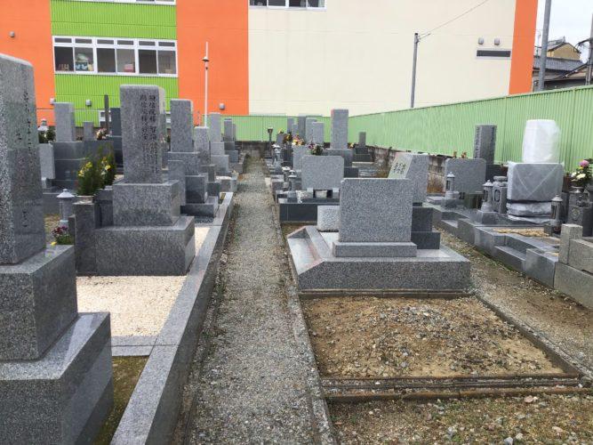新堂墓地 イメージ2