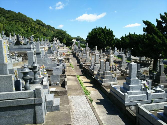 北九州市立 藤ノ木霊園 イメージ5
