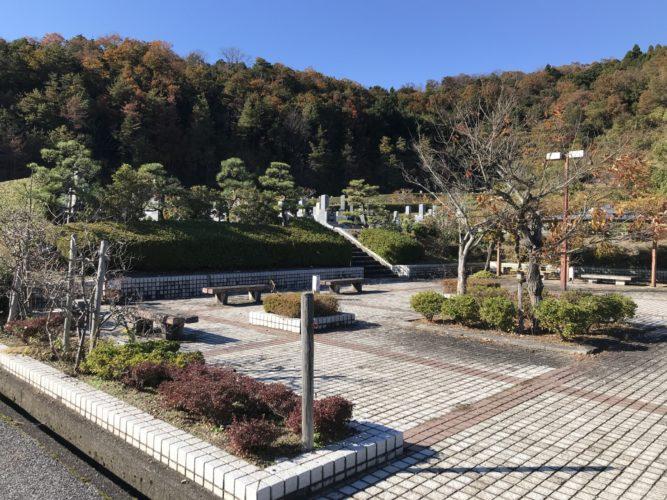 長浜市営 松の岩公園墓地 イメージ5