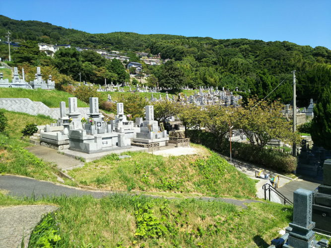 北九州市立 藤ノ木霊園 イメージ4
