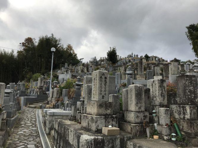 池坂墓地 イメージ3