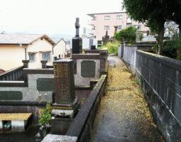長崎市営 家野墓地